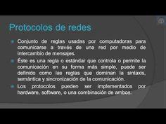 Fundamento de Redes Informáticas [parte #1] - YouTube