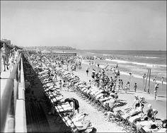 Tel-Aviv, Israel, 1940s.