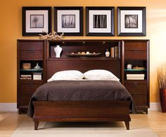Provided by Our Sponsor: Get inspired by these bedroom sets provided by Raymour & Flanigan.