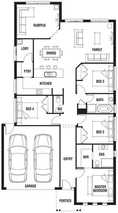 60 Best Australian House Plans Images Floor Plans Home