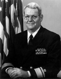 My uncle Rear Admiral JP Jones.