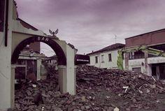 Demolire per ricostruire dopo il terremoto