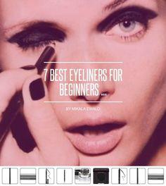7 Best #Eyeliners for #Beginners ... - #Makeup