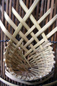 cambodian fishing basket