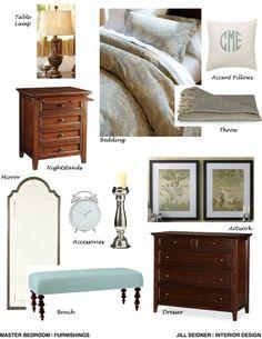 jill seidner interior design concept boards. beautiful ideas. Home Design Ideas