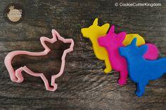 Welsh Corgi Dog Breed Cookie Cutter