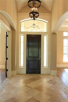 Foyer Tile Design Ideas ceramic tile design in foyer youtube Tile At An Angle With Wood Floors On Either Side With Small Square Tiles Inside