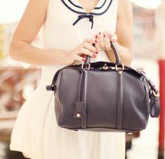 Sofia Coppola for Louis Vuitton SC Calf Leather PM Bag