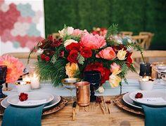 California Wedding: Cut From The Same Cloth