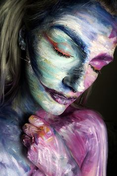 5 Favorites: Makeup Artists Who Are Breaking All The Rules