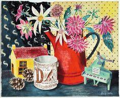 Emily Sutton Christmas 2012 - GODFREY & WATT – Harrogate, North Yorkshire - specialising in British art