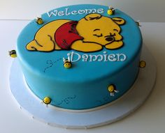 Winnie The Pooh for a Baby Shower