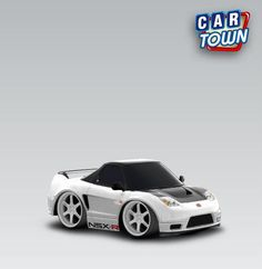 Honda NSX Type-R 2002 - Special by Arnold. On this skin you can change color. Just paint your car then apply skin.