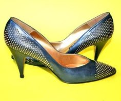 1980 shoes   1980's Proxy High Heels   Vintage shoes