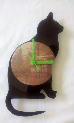 Vinyl Record Cat Stevens Foreigner Wall by BlackberryHillDesign, $39.99