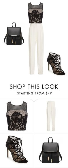 """""""Untitled #193"""" by luvuallthetime on Polyvore featuring Coast, Joseph and Pour La Victoire"""
