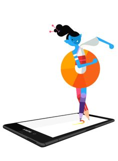 http://www.creativebloq.com/animation/animated-illustrations-pop-out-sonys-new-smartphones-11410518