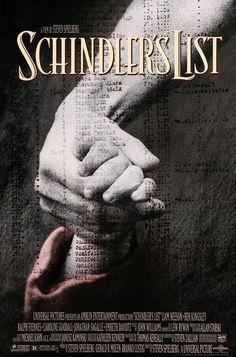 Schindler's List (1993) Original One-Sheet Movie Poster