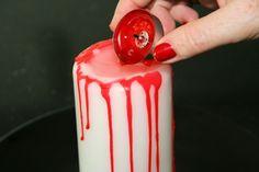 Blutige Kerzen - how to do