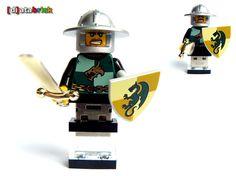 4GB USB Flash Drive in original Lego Mini Figure by databrick, $39.95