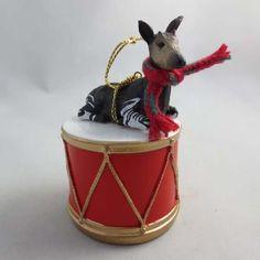 Okapi Drum Ornament