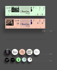 披頭四展 台北華山 2014 The Beatles Tomorrow