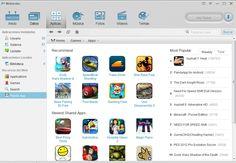 Moborobo apps