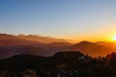 Kathmandu Chitwan Pokhara Tour (Posts by Prladh Bajgai) Nepal, Trek, Tours, Celestial, Mountains, Sunset, Holiday, Nature, Outdoor