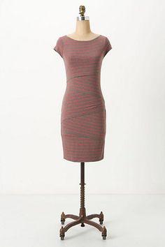 Cap Sleeve Column Dress - Anthropologie.com...LOVE!