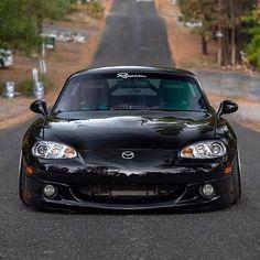 TopMiata on Instagram | Mazda Miata MX-5 - TopMiata Slammed Cars, Jdm Cars, Monster Miata, Miata Mods, Mx5 Nb, Mazda Roadster, Honda Civic Si, Mitsubishi Lancer Evolution, Mazda Miata
