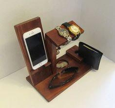 Dock iPhone Iphone Docking Iphone Valet 6 6 plus por ImproveResults
