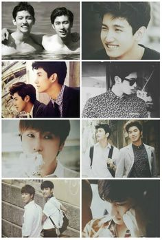 More lookers on TVXQ's photobook, Ti-Amo.