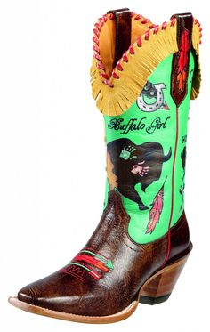 Ariat's Quincy Collection available fall 2012 http://www.horsesandheels.com/2012/02/mondays-cowboy-boots-day-12/