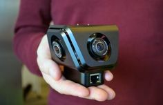 The Orah 4i 4k Live Streaming 4k 360 Camera is Available to Pre-order Now