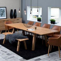 Skandinavische Einrichtung: Schnörkellos Und Warm! #interiordesign  #esszimmer #einrichtung #wohnen