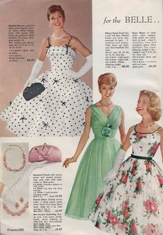 Vintage Style Dresses, 50s Dresses, Vintage Outfits, Fashion Dresses, Vintage Clothing, 1960s Fashion, Vintage Fashion, Fashion Women, Fashion Tips