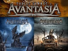 avantasia, angel of babylon et the wicked symphony