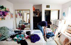 The Selby: David Quadrini - artist at home