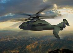 Sikorsky-Boeing X2 Technology Rotorcraft