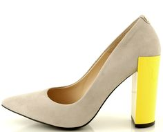 Spring Summer 2015, Pumps, Heels, Peep Toe, Model, Collection, Fashion, Heel, Moda
