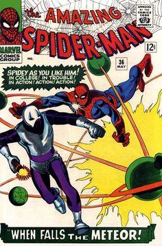 spider man 36