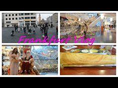 Frankfurt Vlog | German markets, Christmas celebrations, Childrens playing and more - YouTube
