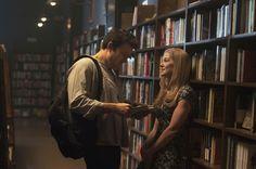 """Gone Girl"" movie still, 2014. L to R: Ben Affleck, Rosamund Pike."