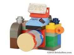 BricksBen - LEGO BSLR Multicolour   Flickr - Photo Sharing!