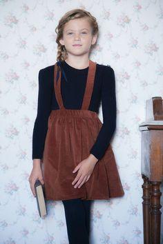 Milou & Pilou, a Romantic Touch in Kids' Fashion- Petit & Small