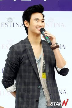 [June 10th 2012] Kim Soo Hyun (김수현) on J.ESTINA Fan Signing Event at Lotte Department Store (Jamsil Branch) #54 #KimSooHyun #SooHyun #JESTINA