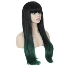 Material: Synthetic Hair Item Type: Wig Length: Long Wigs Type: Natural Wigs Cap Size: Medium Net Weight: 270g Can Be Permed: Yes Style: Wavy Lace Wig Type: None Lace Wigs Color 1: two-tone 2R30 Color