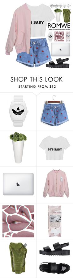 """""""#476 Egress"""" by mia5056 ❤ liked on Polyvore featuring adidas, Eichholtz, Lime Crime, Josie Maran, L'Occitane and Jeffrey Campbell"""