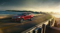 Having a #vehicle that you can trust is important, especially if you use it every day for work or other important tasks. With the #2017FordEscape, you get reliability on every drive, not to mention plenty of space on the inside.