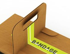 "Check out this @Behance project: ""URBAN BANDAGE 